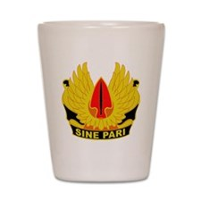 DUI - U.S. Army Special Operations Comm Shot Glass