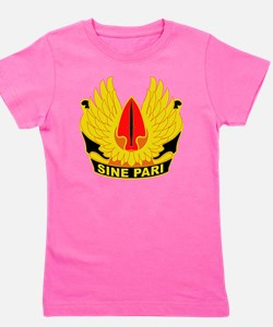 DUI - U.S. Army Special Operations Comm Girl's Tee