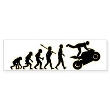 Stunt-Rider3 Car Sticker