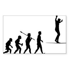 Tightrope-Walking Decal