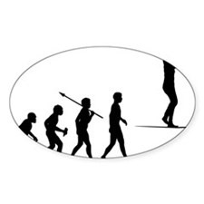 Tightrope-Walking Decal
