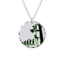 Tree-Climbing4 Necklace