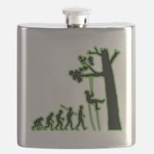 Tree-Climbing4 Flask