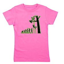 Tree-Climbing4 Girl's Tee