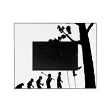 Tree-Climbing Picture Frame