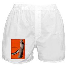 SUGAR IS SCARCE, MAKE IT STRETCH 1946 Boxer Shorts