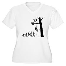 Tree-Climbing2 T-Shirt