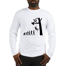 Tree-Climbing2 Long Sleeve T-Shirt
