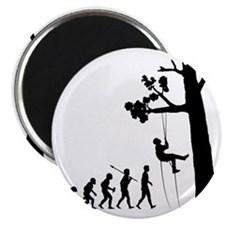 Tree-Climbing2 Magnet
