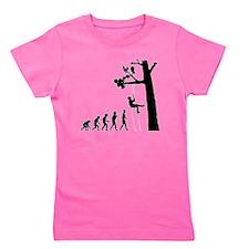 Tree-Climbing2 Girl's Tee