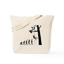 Tree-Climbing2 Tote Bag