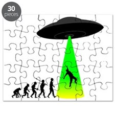Alien-Abduction Puzzle