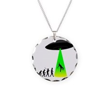 Alien-Abduction Necklace