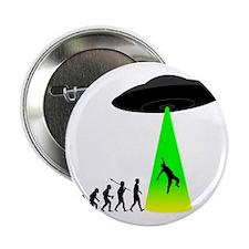 """Alien-Abduction 2.25"""" Button"""