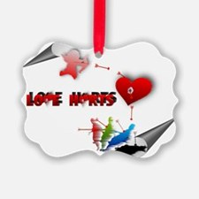 Love really hurts Ornament