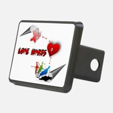 Love really hurts Hitch Cover