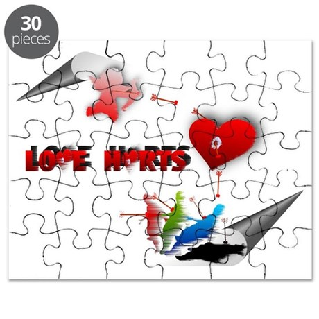 Love really hurts Puzzle