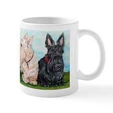 Scottish Terrier Companions Mug