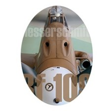 Bf 109 Oval Ornament