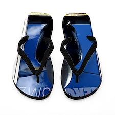 zero border Flip Flops