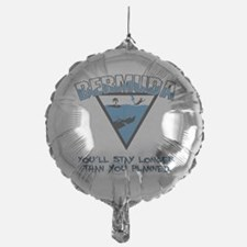 Bermuda Triangle B - light Balloon