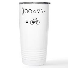 BikeMaths Travel Mug
