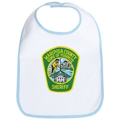 Mariposa Sheriff Bib