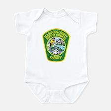 Mariposa Sheriff Infant Bodysuit
