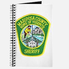 Mariposa Sheriff Journal