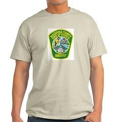 Mariposa Sheriff Light T-Shirt