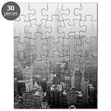 Skyline of lower Manhattan, New York City,  Puzzle