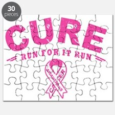 Cure - Run For It Run Puzzle
