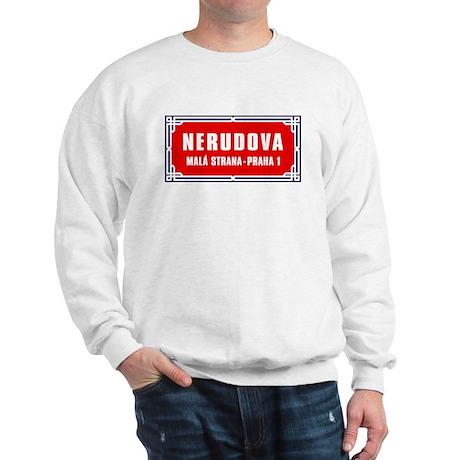Nerudova, Prague (CZ) Sweatshirt