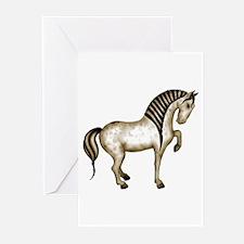 Tang Horse #3  Greeting Cards (Pk of 10)