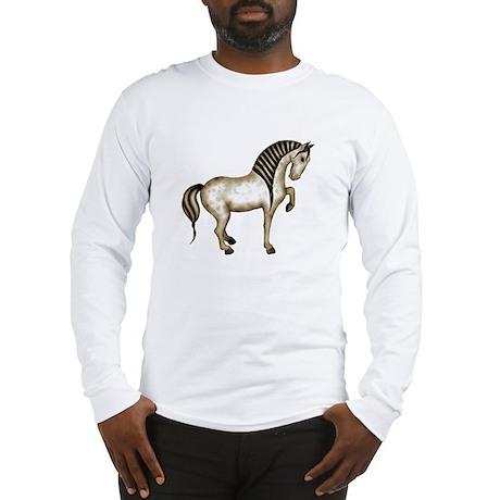 Tang Horse #3 Long Sleeve T-Shirt