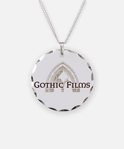 Gothic Films Dark Necklace