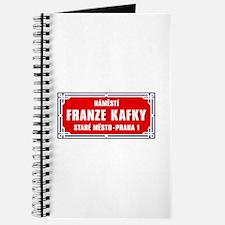 Námestí Franze Kafky, Prague (CZ) Journal