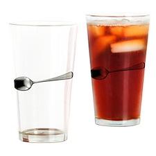I Sort Spoons - DARK Drinking Glass