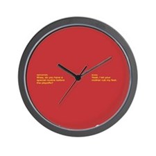SQS-404 design Wall Clock