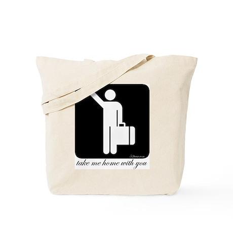 Take Me Home With You Tote Bag