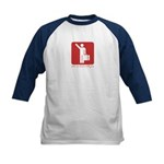 Take Me Home With You Kids Baseball Jersey