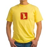 Take Me Home With You Yellow T-Shirt