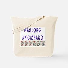 Mah Jong Aficionado Tote Bag
