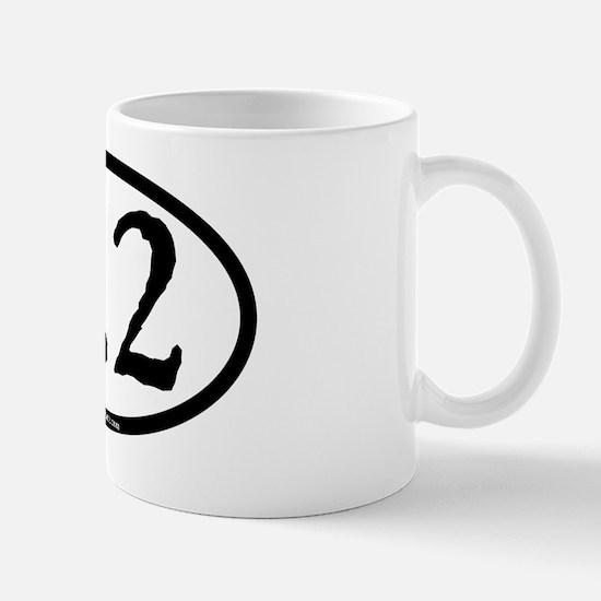 6.2 - plain - ticonderoga - circle Mug