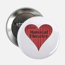 I Love Musical Theatre Button