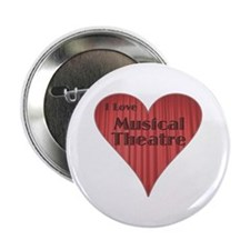 "I Love Musical Theatre 2.25"" Button (10 pack)"