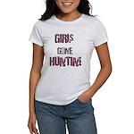 Women Hunting & Fishing produ Women's T-Shirt