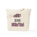 Women Hunting & Fishing produ Tote Bag