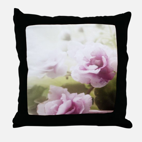 Violet ~Faithfully~ Throw Pillow