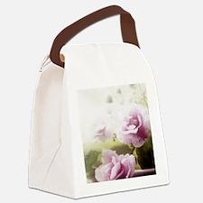 Violet ~Faithfully~ Canvas Lunch Bag